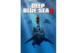 Deep Blue Sea 2 - (Blu-ray)
