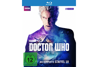 Doctor Who - Die komplette 10. Staffel Blu-ray