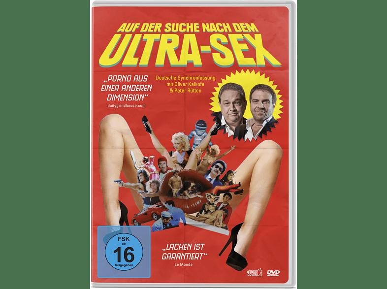 Auf der Suche nach dem Ultra-Sex [DVD]