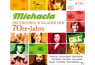 VARIOUS - Michaela-Die Großen Schlager Der 70er-Jahre  - (CD)