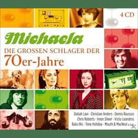 VARIOUS - Michaela-Die Großen Schlager Der 70er-Jahre [CD]