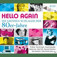 VARIOUS - Hello Again-Die Großen Schlager Der 80er-Jahre [CD]