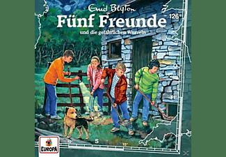 Fünf Freunde - 126/und die gefährlichen Wurzeln  - (CD)