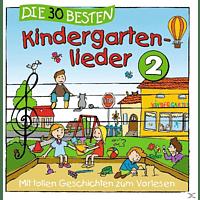 Simone Sommerland, Karsten Glück, Die Kita Frösche - Die 30 Besten Kindergartenlieder 2  - (CD)
