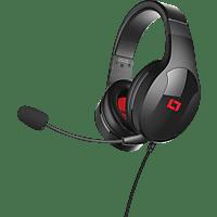 LIONCAST LX20 Gaming Headset Schwarz