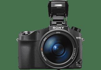 Cámara Bridge - Sony RX10 IV, 20.1MP, Vídeo 4K, 8 elementos de cristal ED, BIONZ X, Exmor RS CMOS