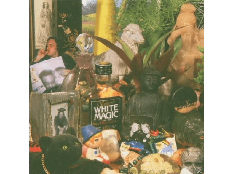 White Magic - Through The Sun Door [EP (analog)]