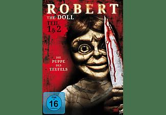 Robert - Die Puppe des Teufels 1+2 DVD