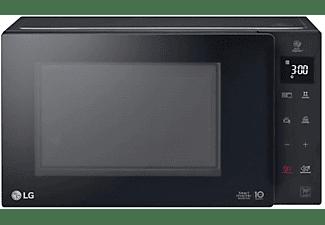 REACONDICIONADO Microondas - LG MH6336GIB, 1000W, Grill, 23L, Negro