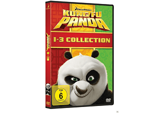 Kung Fu Panda 1-3 Collection DVD