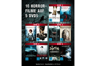 Horror Collection XXL DVD