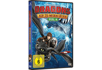Dragons: Auf zu neuen Ufern - Vol. 4 DVD