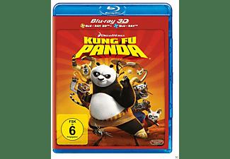 Kung Fu Panda 3D Blu-ray (+2D)