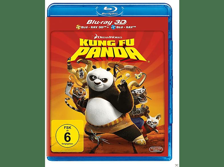 Kung Fu Panda [3D Blu-ray (+2D)]