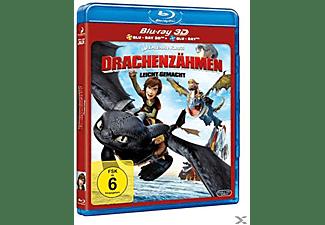 Drachenzähmen leicht gemacht 3D Blu-ray (+2D)