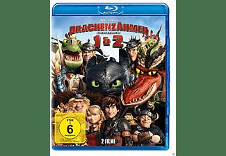 Drachenzähmen leicht gemacht 1 & 2 Blu-ray
