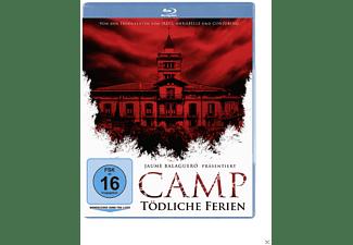 Camp - Tödliche Ferien Blu-ray