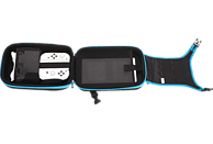 BIGBEN BB361100 Nintendo Switch Tasche, Schwarz/Rot oder Schwarz/Blau