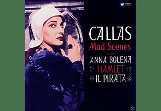 Maria Callas, Pol, Nicole Rescigno - Maria Callas-Mad Scenes (LP)  - (Vinyl)