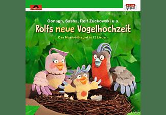 Rolf Zuckowski - Rolfs Neue Vogelhochzeit  - (CD)