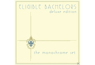 The Monochrome Set - Eligible Bachelors (Remast.+Expand.3CD Edition) - (CD)