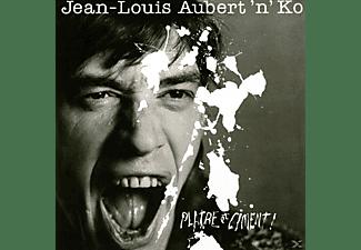 Jean-louis Aubert - Platre et ciment  - (Vinyl)