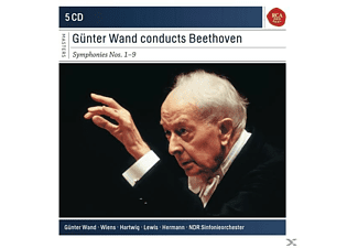 Ludwig Van Beethoven - Günter Wand Conducts Beethoven Sinfonien 1-9 - (CD)
