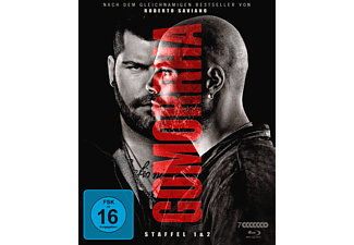 Gomorrha - Staffel 1+2 (Boxset) - (Blu-ray)