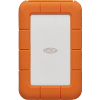 LACIE Rugged, 2 TB HDD, 2.5 Zoll, extern