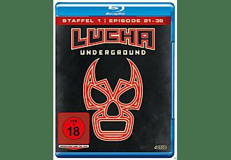 Lucha Underground 1.2 - Episode 21-39 Blu-ray