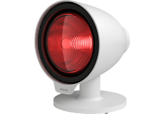 PHILIPS InfraCare PR3110/00 - Lampe rouge (Blanc)