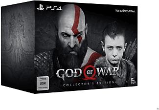 God of War (Collector's Edition) Nur Online! - [PlayStation 4]