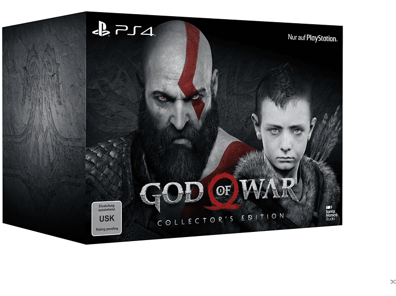 God of War (Collector's Edition) Nur Online! [PlayStation 4]