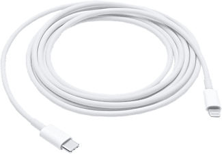 APPLE Câble Lightning vers USB-C 2 m (MKQ42ZM/A)