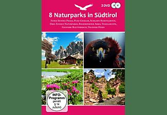 8 Naturparks in Südtirol DVD