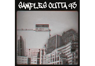 VARIOUS - Samples Outta '93 (Ltd.LP+MP3) - (LP + Download)