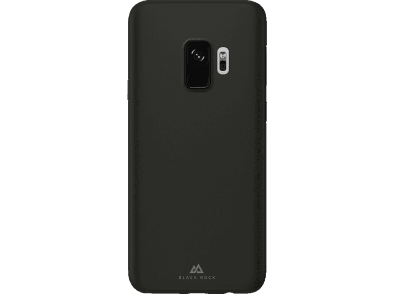 BLACK ROCK Ultra Thin Iced , Backcover, Samsung Galaxy S9, Galaxy S9, Polypropylen, Schwarz
