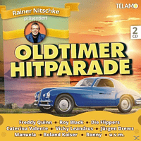 VARIOUS - Rainer Nitschke präs.Oldtimer Hitparade [CD]