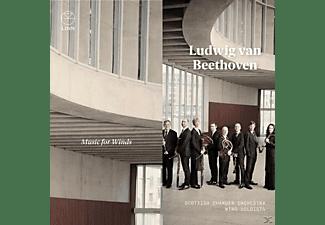 Scottish Chamber Orchestra Wind Soloists - Werke für Holzbläser  - (CD)