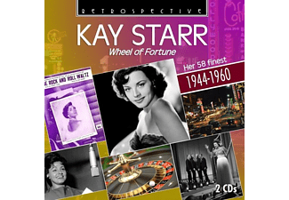 Key Starr - Wheel of Fortune - (CD)