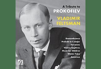 Vladimir Feltsman - A Tribute to Prokofiev  - (CD)