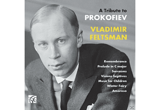 Vladimir Feltsman - A Tribute to Prokofiev - (CD)