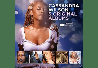 Cassandra Wilson - 5 Original Albums  - (CD)