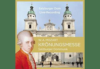 Salzburger Dommusik - Krönungsmesse KV 317  - (CD)