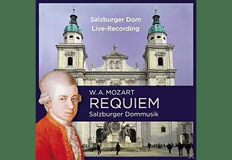 Salzburger Dommusik - Requiem KV 626  - (CD)