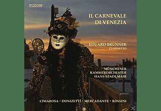 Brunner Eduard - Il Carnevale di Venezia  - (CD)