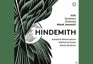 Janowski/Boston Symp - Symphonic Metamorphosis/+  - (SACD)