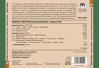 Paul/malaga Po Mann - Orchestermusik Vol.1  - (CD)