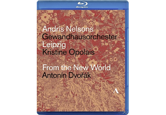 Nelsons/Opolais - From the New World - (Blu-ray)