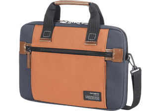 "SAMSONITE Sideways 15"" - Blå/Orange"